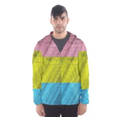 Brickwall Hooded Wind Breaker (Men)