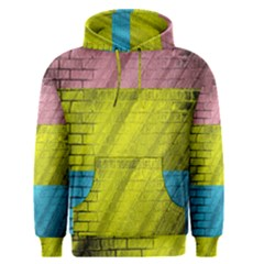 Brickwall Men s Pullover Hoodie