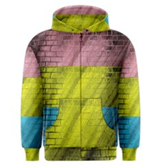 Brickwall Men s Zipper Hoodie