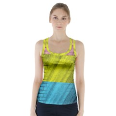 Brickwall Racer Back Sports Top