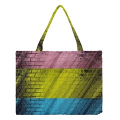Brickwall Medium Tote Bag