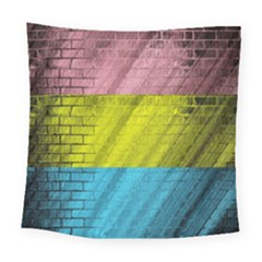 Brickwall Square Tapestry (large)