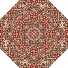 Seamless Pattern Based On Turkish Carpet Pattern Straight Umbrellas