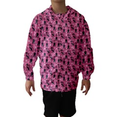 Cute Cats I Hooded Wind Breaker (Kids)