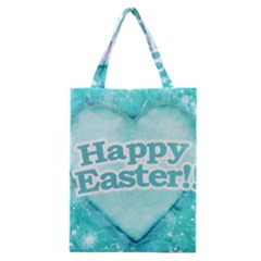 Happy Easter Theme Graphic Classic Tote Bag