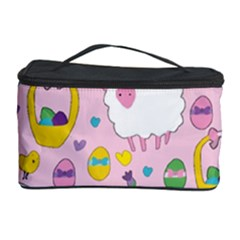 Cute Easter pattern Cosmetic Storage Case