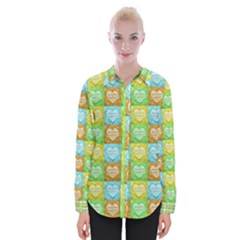 Colorful Happy Easter Theme Pattern Shirts