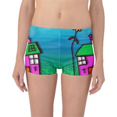 Cartoon Grunge Cat Wallpaper Background Boyleg Bikini Bottoms