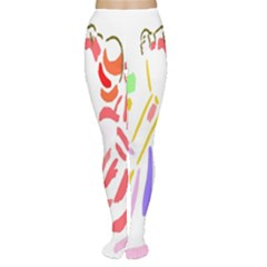 Motorcycle Racing The Slip Motorcycle Women s Tights