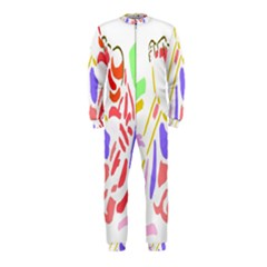 Motorcycle Racing The Slip Motorcycle OnePiece Jumpsuit (Kids)
