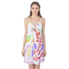 Motorcycle Racing The Slip Motorcycle Camis Nightgown