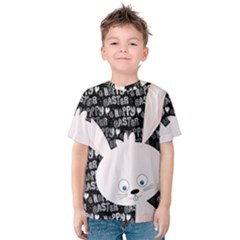 Easter bunny  Kids  Cotton Tee