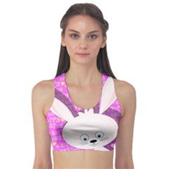 Easter bunny  Sports Bra