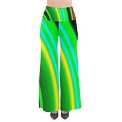 Multi Colorful Radiant Background Pants