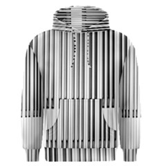 Abstract Piano Keys Background Men s Pullover Hoodie