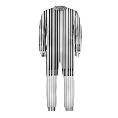 Abstract Piano Keys Background OnePiece Jumpsuit (Kids)