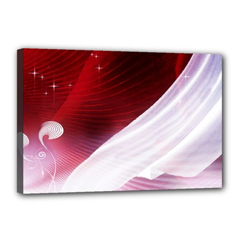 Dreamworld Studio 2d Illustration Of Beautiful Studio Setting Canvas 18  X 12