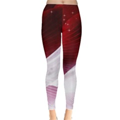 Dreamworld Studio 2d Illustration Of Beautiful Studio Setting Leggings