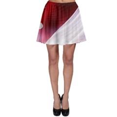 Dreamworld Studio 2d Illustration Of Beautiful Studio Setting Skater Skirt