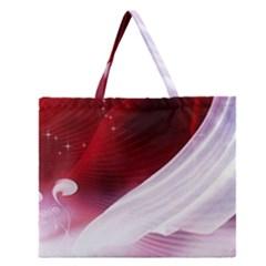 Dreamworld Studio 2d Illustration Of Beautiful Studio Setting Zipper Large Tote Bag