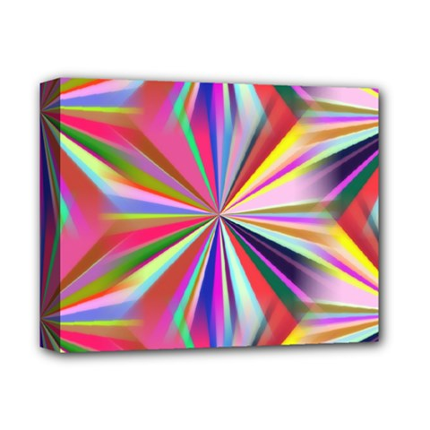 Star A Completely Seamless Tile Able Design Deluxe Canvas 14  X 11