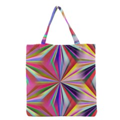 Star A Completely Seamless Tile Able Design Grocery Tote Bag