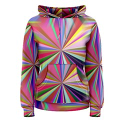 Star A Completely Seamless Tile Able Design Women s Pullover Hoodie