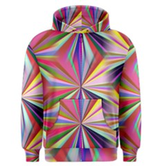 Star A Completely Seamless Tile Able Design Men s Zipper Hoodie