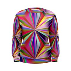 Star A Completely Seamless Tile Able Design Women s Sweatshirt