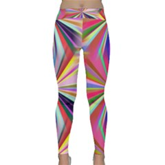 Star A Completely Seamless Tile Able Design Classic Yoga Leggings