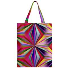 Star A Completely Seamless Tile Able Design Zipper Classic Tote Bag
