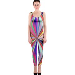 Star A Completely Seamless Tile Able Design OnePiece Catsuit