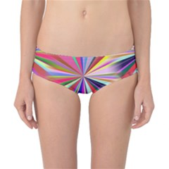 Star A Completely Seamless Tile Able Design Classic Bikini Bottoms