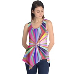 Star A Completely Seamless Tile Able Design Sleeveless Tunic
