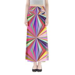 Star A Completely Seamless Tile Able Design Maxi Skirts