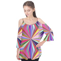 Star A Completely Seamless Tile Able Design Flutter Tees
