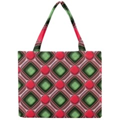 Gem Texture A Completely Seamless Tile Able Background Design Mini Tote Bag