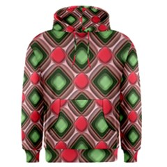 Gem Texture A Completely Seamless Tile Able Background Design Men s Pullover Hoodie
