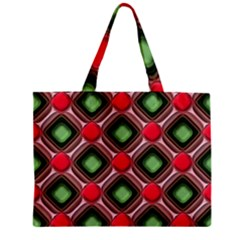 Gem Texture A Completely Seamless Tile Able Background Design Zipper Mini Tote Bag
