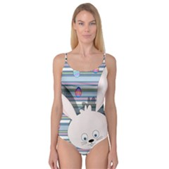 Easter bunny  Camisole Leotard