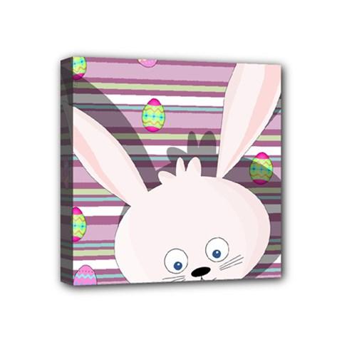 Easter bunny  Mini Canvas 4  x 4