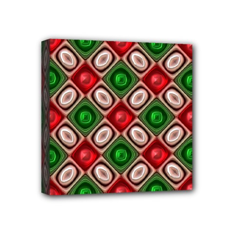 Gem Texture A Completely Seamless Tile Able Background Design Mini Canvas 4  X 4