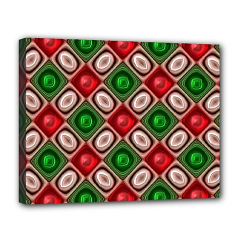 Gem Texture A Completely Seamless Tile Able Background Design Canvas 14  X 11