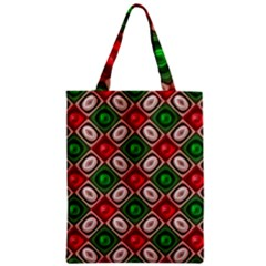 Gem Texture A Completely Seamless Tile Able Background Design Zipper Classic Tote Bag