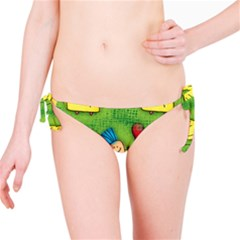 Party Kid A Completely Seamless Tile Able Design Bikini Bottom