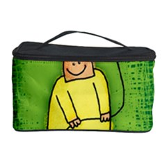 Party Kid A Completely Seamless Tile Able Design Cosmetic Storage Case