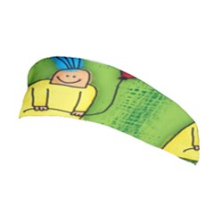Party Kid A Completely Seamless Tile Able Design Stretchable Headband