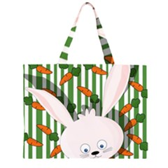 Easter bunny  Large Tote Bag