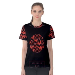 Albums By Twenty One Pilots Stressed Out Women s Cotton Tee