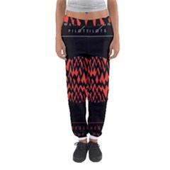 Albums By Twenty One Pilots Stressed Out Women s Jogger Sweatpants